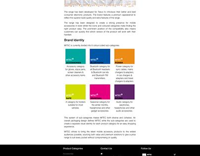 Website Design and Management - www.mitecuk.co.uk