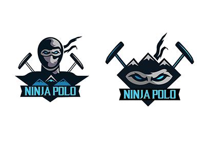 Ninja Polo Logo Design