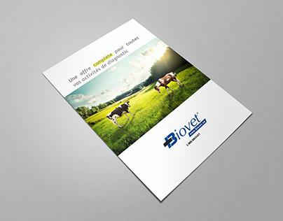 Brochure Biovet: Une offre complète - grands animaux