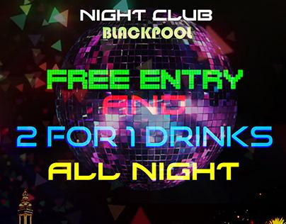 CBS Crime Documentary - Night Club Posters