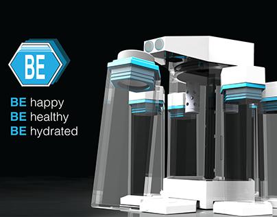 BE Hydration Station