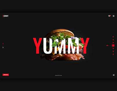 Yummy App - Restaurant Home Delivery