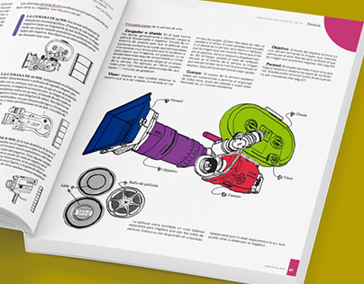 Diseño Editorial, Maquetación e Ilustración