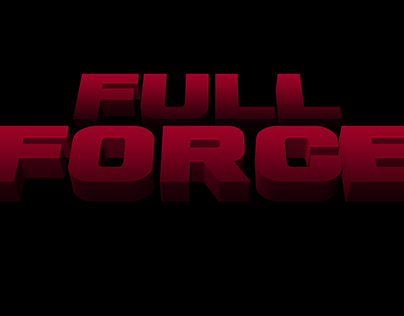 Full Force Graphic T-Shirt Series: The Crusher