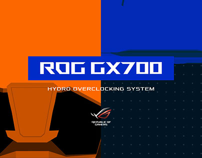 ASUS:ROG GX700