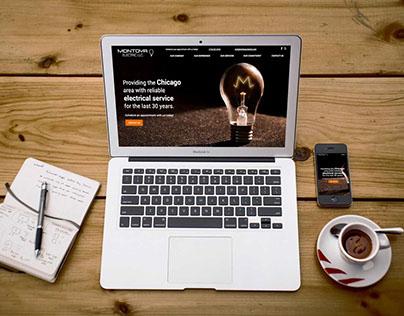 Montoya Electric Website