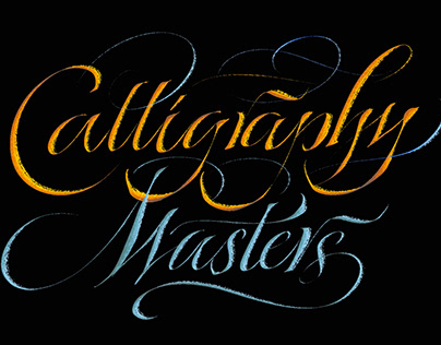CalligraphyMasters Brushes for Procreate
