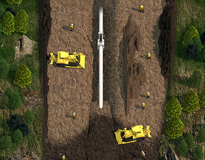 Lifecycle of an Enbridge Pipeline