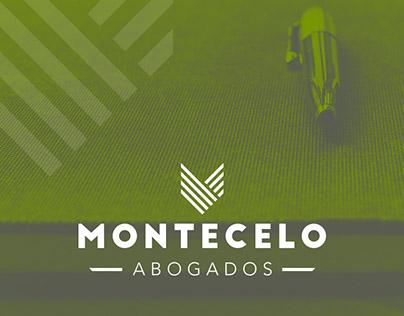Montecelo Abogados · Branding