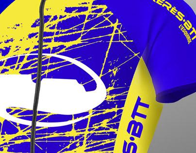 Mallot ciclismo CBTT2016