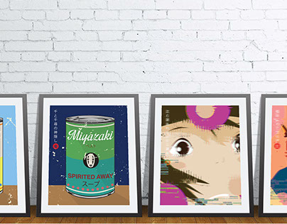 Exclusive Posters for Curioos