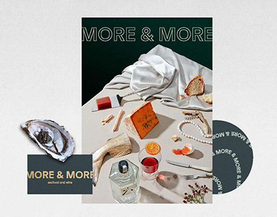 More & More — Seafood Restaurant