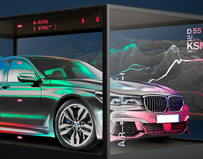 BMW – Box with space