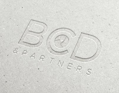 BRAND IDENTITY -BCD&Partners