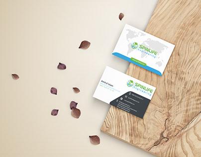 Business/Visiting Card Design