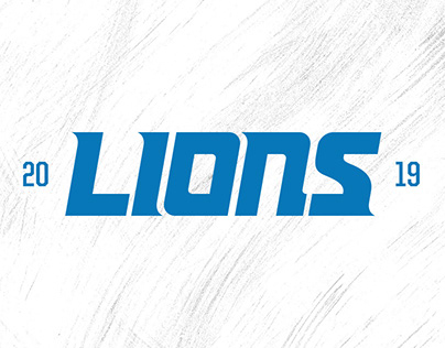 2019 Detroit Lions