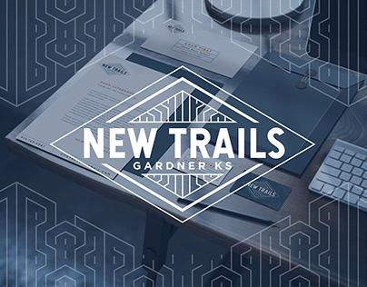New Trails Brand Identity