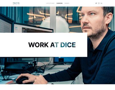DICE.se Rebranding