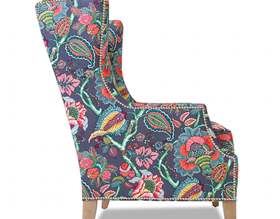 Duralee Print: Huntington House Top 10 Chairs