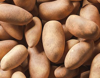 CGI Potatoes + Breakdown