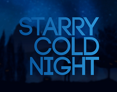 Starry Cold Night