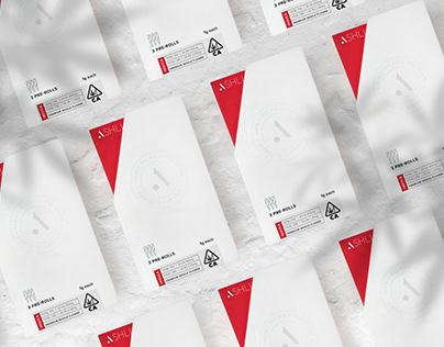 Ashli - Modern Cannabis Packaging