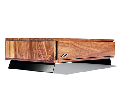VOLTA V - sustainable wooden computer