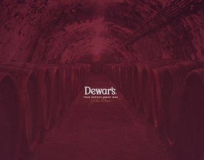 Dewar's Undiscovered journey