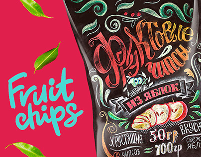 Fruit chips package