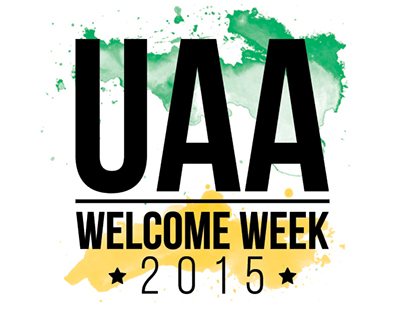UAA - Welcome Week 2015