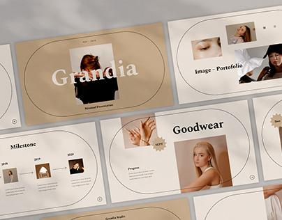 Grandia Presentation