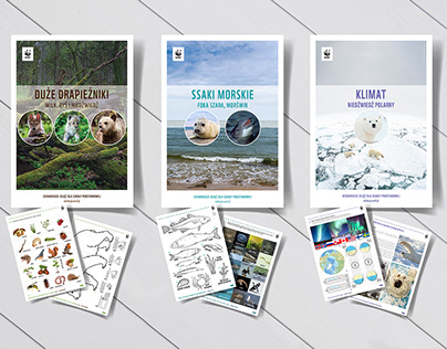 WWF educational toolboxes