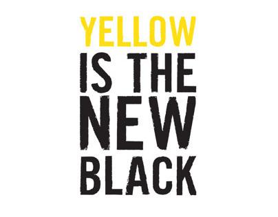 JACK DANIEL'S // Yellow Is The New Black