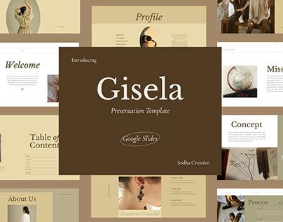 Gisela Presentation Template
