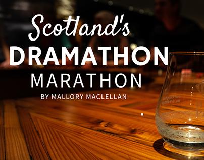 Scotland's Dramathon Marathon