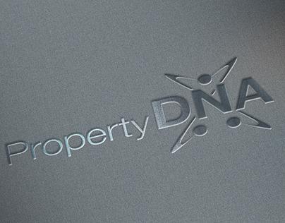 PropertyDNA Logo Design