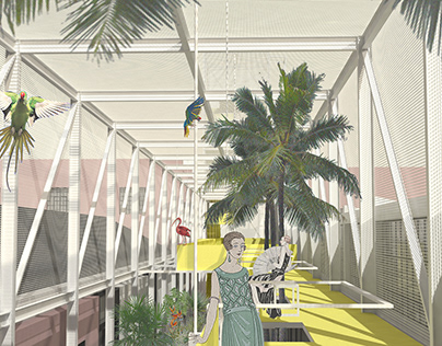 Fabrica YFA-net | Thesis project