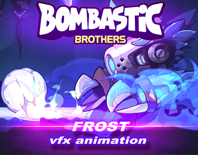BOSS ''FROST'' VFX ANIMATION