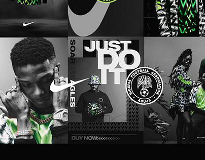 Nigeria Football Federation - Nike Campaign