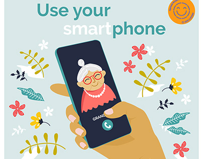 Use your phone - #Covid19Response
