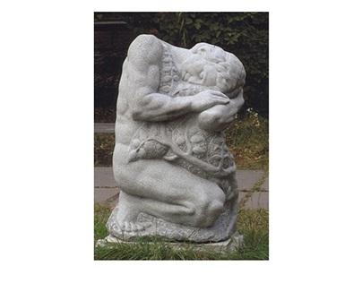 Kárpátok/Carpathians, 170*90*60 cm, granite, 2004