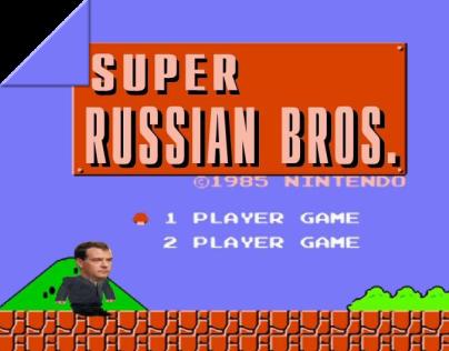 SUPER RUSSIAN BROS