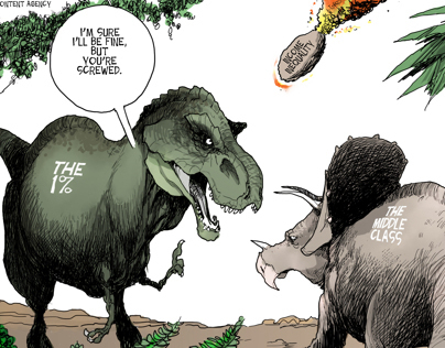 Syndicated Political Cartoons 2013
