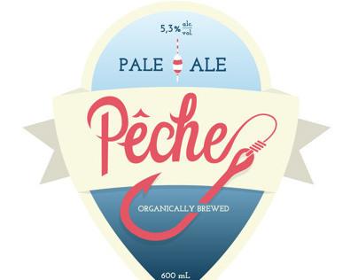 Pêche Beer Packaging