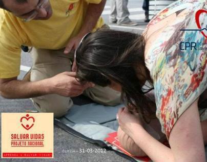 Instrutor - Primeiros socorros SBV-CPR