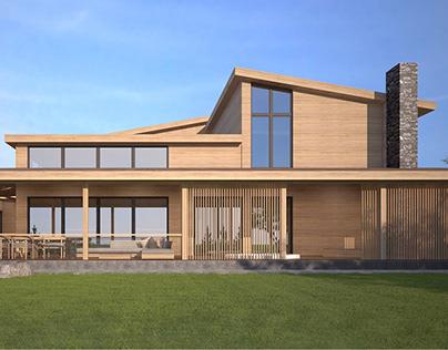 Residence Terrace Design