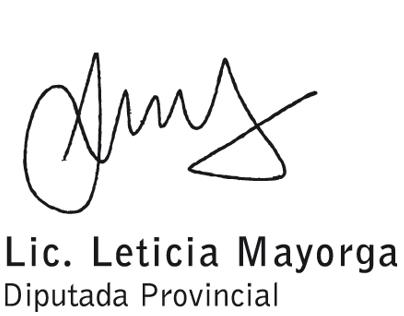 Lic. Leticia Mayorga