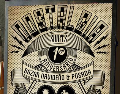 NOSTALGIA Shirts
