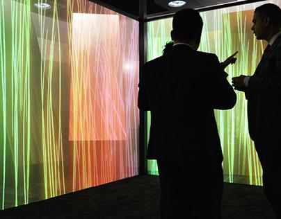 Esmaglass - Cersaie Video Installation Content - Italy