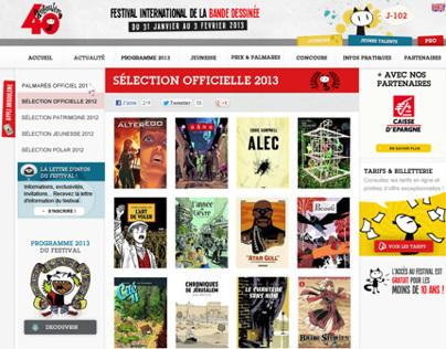 Angouleme Comics Festival
